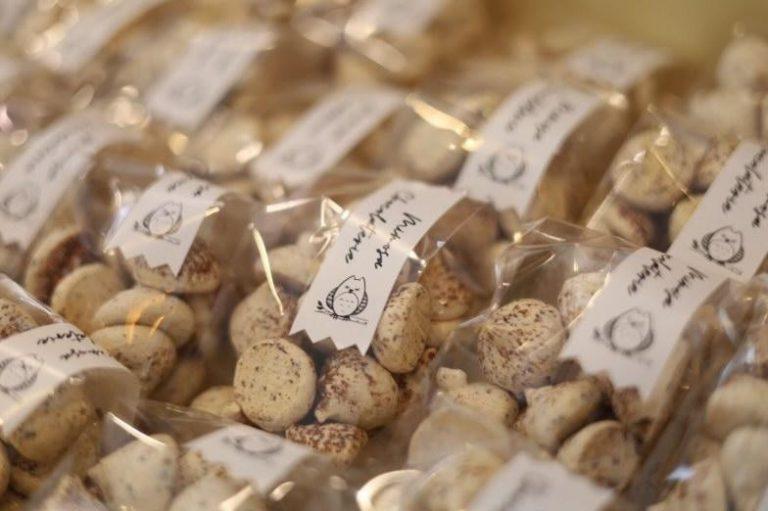 1 「チョコレートメレンゲ」ミモザショコラトリー